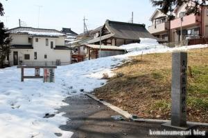 久保熊野神社(あきる野市小川)9