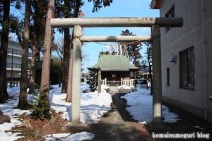 熊野神社(あきる野市小川)3