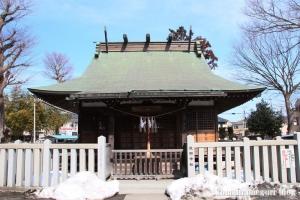 熊野神社(あきる野市小川)4