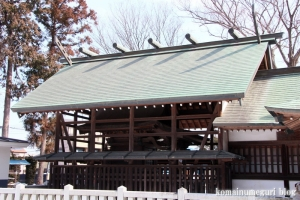 熊野神社(あきる野市小川)8