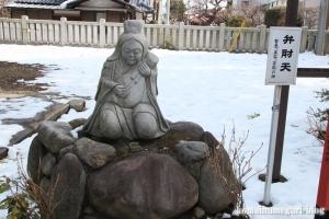 熊川神社(福生市熊川)8