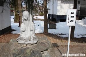 熊川神社(福生市熊川)11