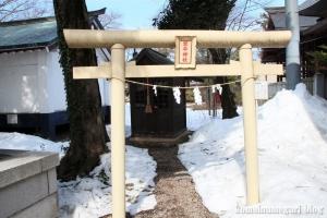 熊川神社(福生市熊川)17