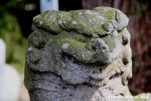 熊川神社(福生市熊川)38