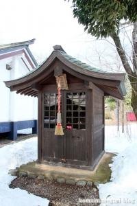 熊川神社(福生市熊川)18