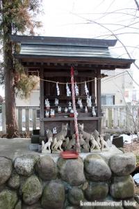 熊川神社(福生市熊川)42