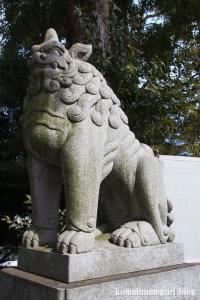 熊川神社(福生市熊川)22