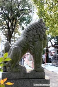 熊川神社(福生市熊川)23