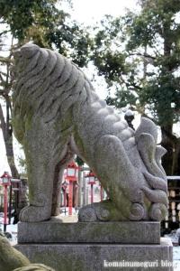 熊川神社(福生市熊川)27