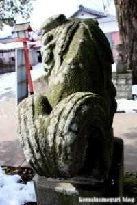 熊川神社(福生市熊川)33