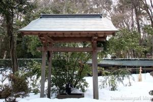 神明社(立川市西砂町)4