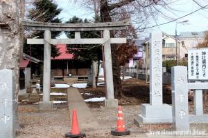 阿豆佐味天神社(立川市西砂町)1