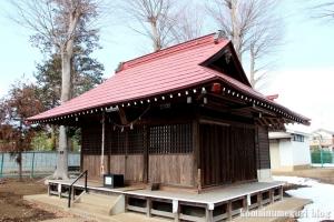 阿豆佐味天神社(立川市西砂町)8