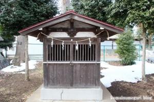 阿豆佐味天神社(立川市西砂町)11