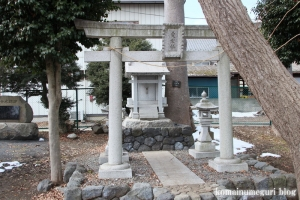 阿豆佐味天神社(立川市西砂町)12