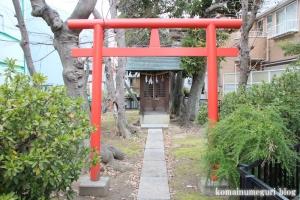 稲荷神社(江戸川区一之江)2
