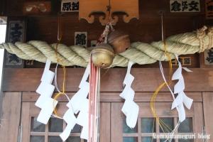 稲荷神社(江戸川区一之江)6