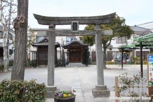 諏訪神社(江戸川区西小松川町)1