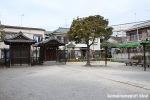 諏訪神社(江戸川区西小松川町)4