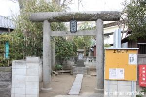 水神宮(江戸川区一之江)1