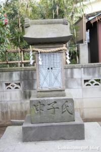水神宮(江戸川区一之江)3