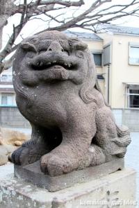 日枝神社(江戸川区谷河内)13