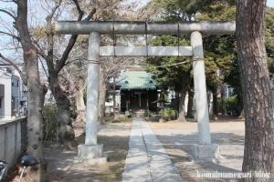 天祖神社(江戸川区東小岩)1