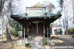天祖神社(江戸川区東小岩)3