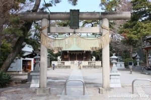 鹿島神社(江戸川区鹿骨)3