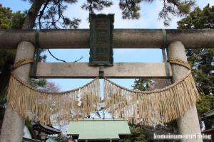 鹿島神社(江戸川区鹿骨)5