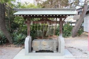 鹿島神社(江戸川区鹿骨)6