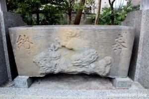 鹿島神社(江戸川区鹿骨)7