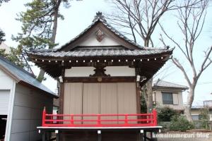 鹿島神社(江戸川区鹿骨)8