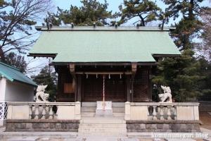 鹿島神社(江戸川区鹿骨)10