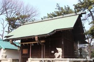 鹿島神社(江戸川区鹿骨)11