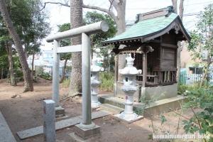 鹿島神社(江戸川区鹿骨)16