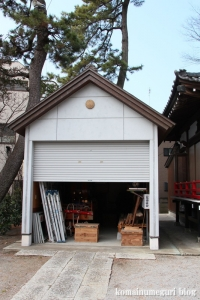 鹿島神社(江戸川区鹿骨)9