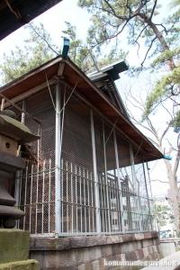 鹿島神社(江戸川区鹿骨)12