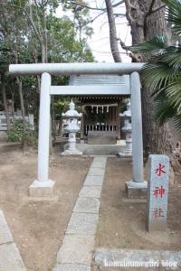鹿島神社(江戸川区鹿骨)14