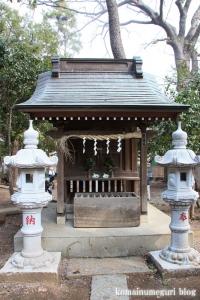 鹿島神社(江戸川区鹿骨)15