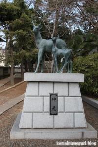 鹿島神社(江戸川区鹿骨)13