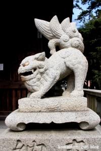 鹿島神社(江戸川区鹿骨)19