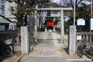 天祖神社(江戸川区一之江1