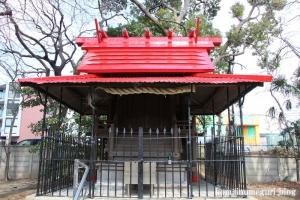 天祖神社(江戸川区一之江7