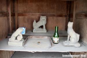天祖神社(江戸川区大杉)5