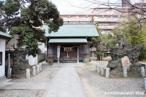 天祖神社(江戸川区大杉)7