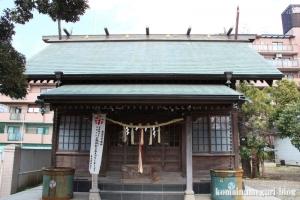 天祖神社(江戸川区大杉)8