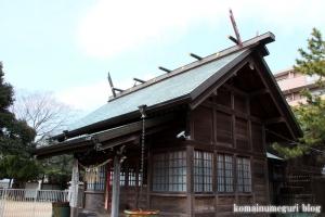 天祖神社(江戸川区大杉)10