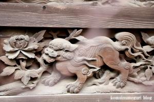 天祖神社(江戸川区大杉)17