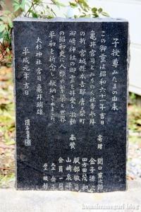 天祖神社(江戸川区大杉)14